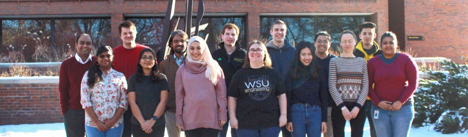 WSU MadLab Group Photo